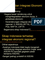 04 Indonesia dan Integrasi Ekonomi.ppt