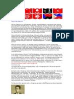Flags of the Katipunan