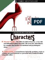 Worksheet-The Devil Wears Prada | Leisure