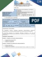 Guia de actividades y rúbrica de evaluación -Post - tarea - Evaluación final del curso (1).docx