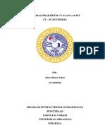 Laporan Praktikum 6 CT Thorax