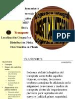 curso logistica (Transporte)