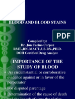 CHAPTER III. BLOOD AND BLOOD STAINS-2