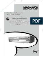 Magnavox Mrv700vr Manual en Ingles