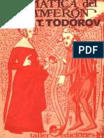 Todorov Tzvetan - Gramatica del decameron.pdf