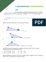 geometria poligoni prima media