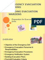Evacuation Drill powerpoint.ppt
