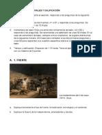 Examen Hª de España 2º evaluación recuperación