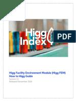 Higg FEM How to Higg Guide 2017 ENGLISH