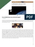 BUGIE NASA