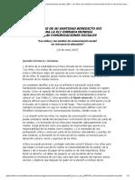 XLI Jornada Mundial de las Comunicaciones Sociales, 2007 - Los niños y los medios de comunicación social_ un reto para la educación _ Benedicto XVI.pdf