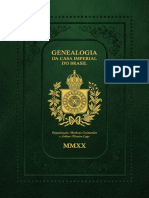 Genealogia Da Casa Imperial Do Brasil 2020