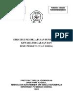 Strategi Pembelajaran PKn Dan IPS
