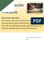 Flujos de Producción y Tipos de DP_César Augusto Duque Jiménez