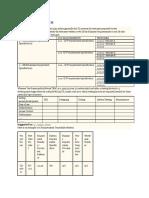ETL Traceability matrix
