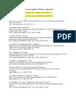 Monte Carlo Efficiency Biblio (1)