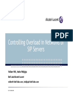 alu.Controlling Overload in Networks
