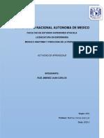 Cuestionario Ostiomioarticular