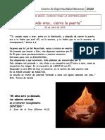 ORACION DE JESÚS. Cuando ores  cierra la puerta abril 2020-convertido (4).pdf