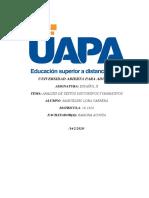 Tarea No.6 Español 2