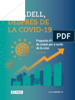 Pla xoc post Covid-19 Sabadell