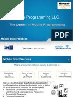 Best Practices Mobile 2014.pdf