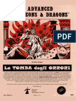 S1 La Tomba Degli Orrori ITALIANO Gary Gygax AD&D Tomb of Horrors
