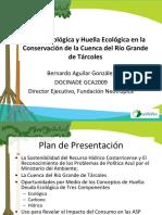Deuda Ecológica y Huella Ecológica en la Conservación