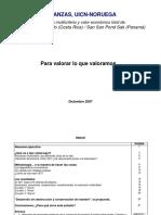 Alianzas-UICN Marozzi San San y Gandoca Valoracion Multidimensional