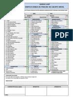 Anexo 9.8.1_Formato CHECK LIST