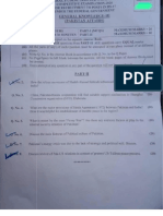 Pakistan Affairs CSS Past Papers 2000-2020