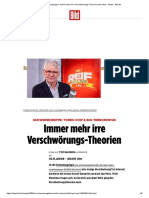 BILD s piece making the false claim I had filed no charges against Baxter citing Vienna state prosecutor