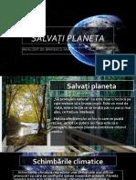 Salvați Planeta