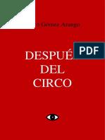 DESPUÉS DEL CIRCO