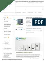 TRANNERGY TRM030KTL солнечный сетевой инвертор (30 кВт, 3 фазы, 2 MPPT) купить по доступной цене без посредников_.pdf