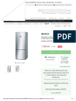 Bosch KGF56PI40 No Frost Home Connect·El Corte Inglés_1.265€