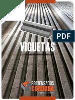 Catalogo VIGUETAS