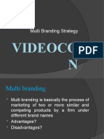 videocon multibranding