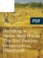 CORUM Nathaniel - Bulding a Straw Bale House - The Red Feather Construction Handbook