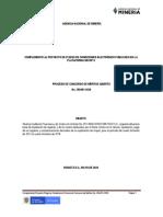 COMPLEMENTO PROYECTO PLIEGO DE CONDICIONES CM-001-2020