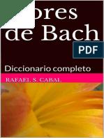 Flores de Bach Diccionario completo (Spanish Edition) - Unknown