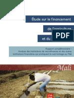 Warrant Age Mali FARM FAO