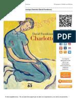 Descarga Charlotte (David Foenkinos).pdf