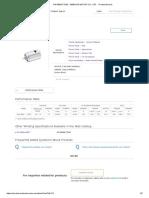 RS-540SH-7520|MABUCHI MOTOR CO., LTD. Product Search