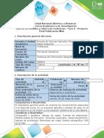 Guía de actividades y rúbrica de evaluación - Fase 6 - Proyecto Final Publicación Web (1)