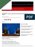Obesidade é o fator de risco para coronavírus mais relacionado à morte de jovens _ CNN Brasil