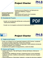 1. Plantilla Project Charter