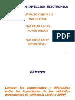 Sistema de Inyeccion IAW1G7 Fiat