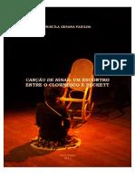 Canção de Ninar - Um Encontro Entre o Clownesco e Beckett - Priscila Genara Padilha (124p)