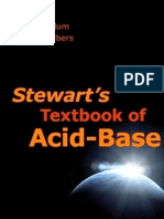 Stewart's Textbook of Acid-Base 2nd Ed
